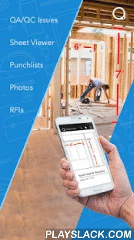 PlanGrid – For Construction  Android App - playslack.com ,  PlanGrid is the fastest construction blueprint viewer on Android. Easily share plans, markups, photos, and reports with the entire project team no matter where you are. Use PlanGrid (with or without an internet connection) during construction to track revisions, document progress, and manage issues in the field while keeping everyone on the current set.Features:- FASTEST construction plan viewer on mobile tablets- Always up-to-date…