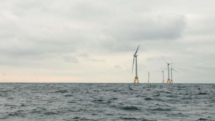 Tesla Battery System Proposed for U.S. Offshore Wind Project