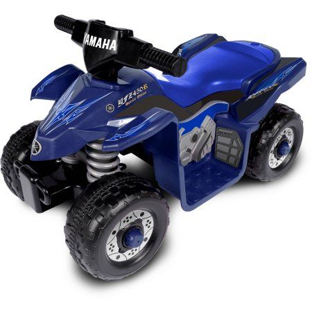 Yamaha ATV 6-Volt Battery-Powered Ride-On - Walmart.com