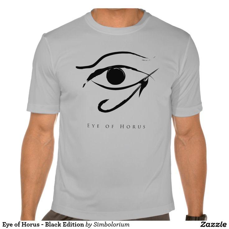 Eye of Horus - Black Edition T-shirts