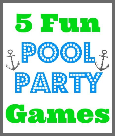 1000+ Images About Indoor Pool Party On Pinterest