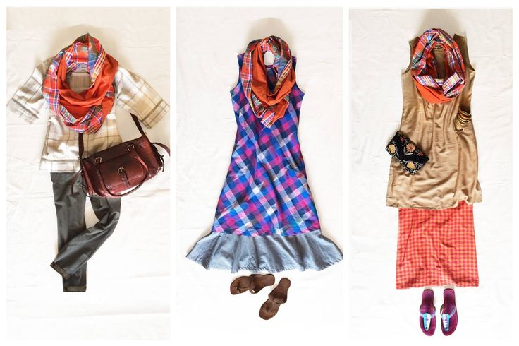 Our limited edition loop scarves - Limited in quantity, definitely not in style.