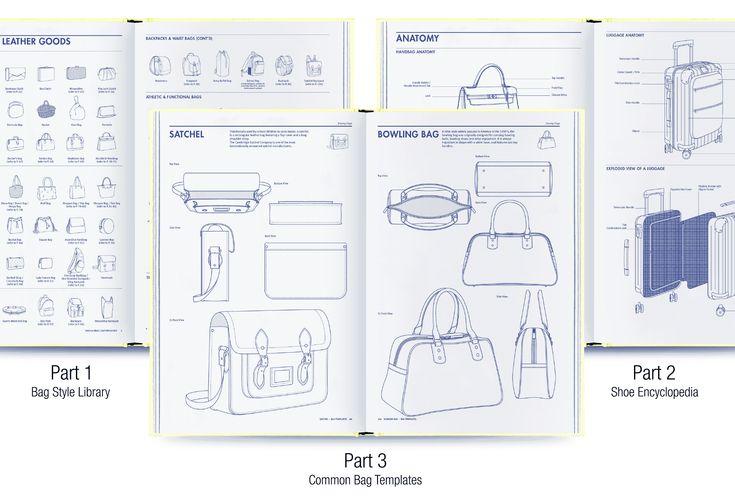 Bag Design by Fashionary