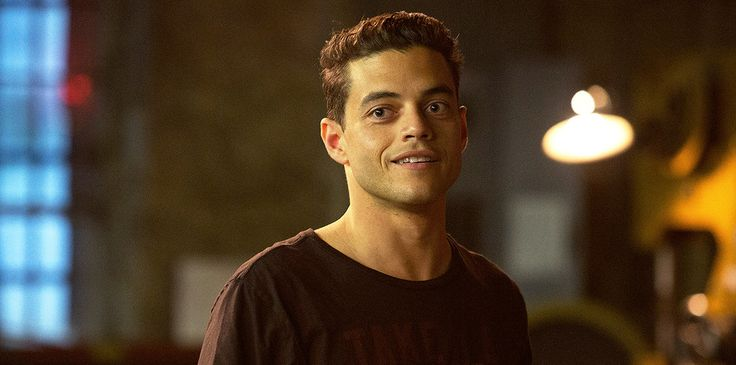 Need For Speed Promotional Photo of Rami Malek