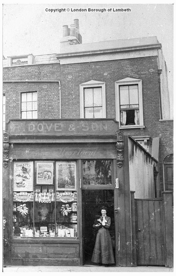 R. Dove & Co., Brixton Hill 1910