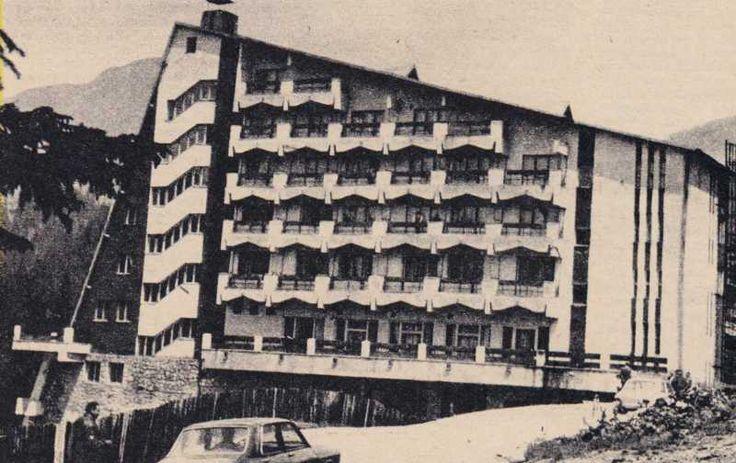Hotel Pestera - 1978