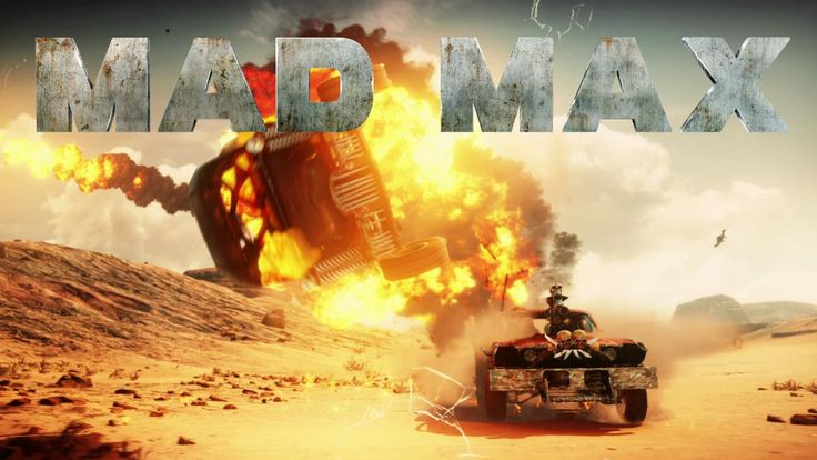 'Mad Max' Video Game Trailers Drive Home the Reality of the Wasteland