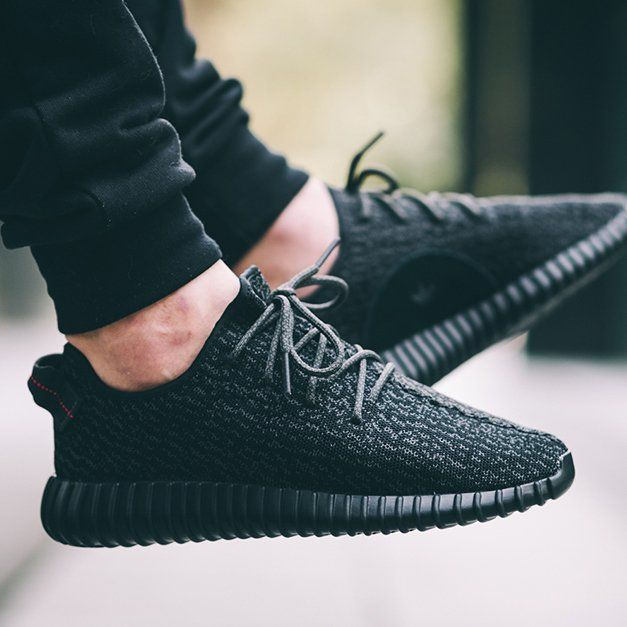 """Adidas Yeezy Boost 350 Low    This low-top version of the adidas Yeezy 750 Boost, dubbed 350 Boost Low is constructed with a Grey-melange Primeknit through the one-piece upper that includes canvas detailing on the heel tab.  Other details include a Black leather circle with the """"YZY"""" imprint, all sitting atop a Boost cushioning that provides for a comfortable ride.  Turtle/Blugra/Cwhite  Pirate Black/Pirate Black/Black"""