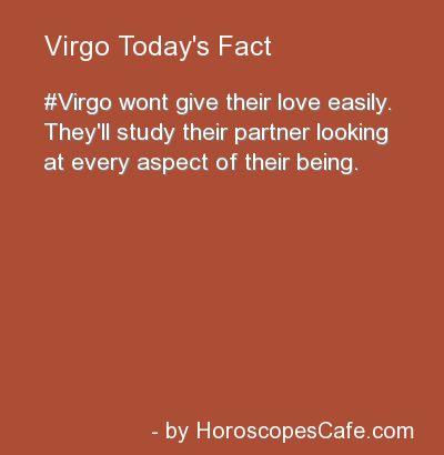 Virgo Daily Fun Fact