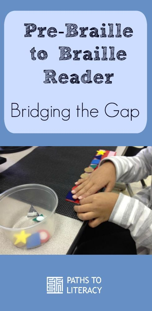 Practical hands-on tips to support pre-braille learners in preparing for braille instruction
