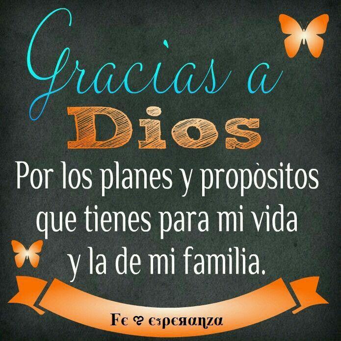 Planes y propósitos que Dios tiene para mí!!!
