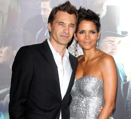 Halle Berry y Olivier Martínez están esperando su primer hijo #actores #celebrities #people #famosos
