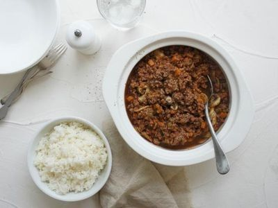Slow Cooker Savoury Mince recipe