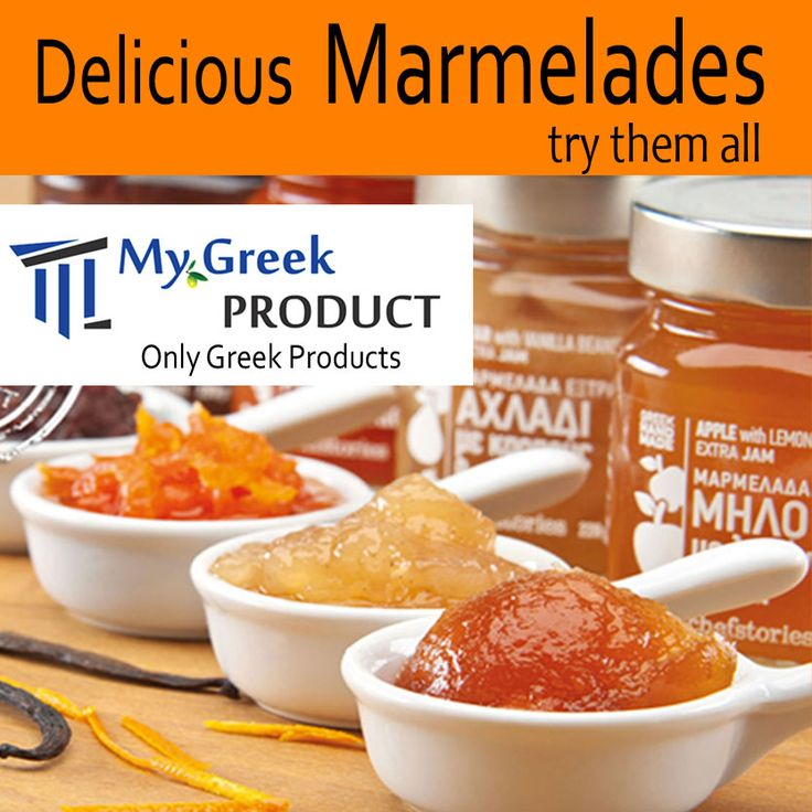 The most delicious jams, for amazing breakfast. Try them all.... http://goo.gl/ZYqovm #breakfast #jams #marmalade #online #foodmarket #greekproducts #deli #groceries