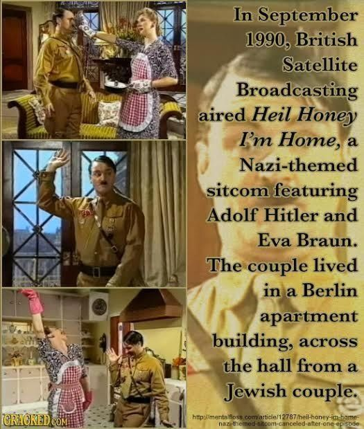 Heil Honey I'm Home // tags: funny pictures - funny photos - funny images - funny pics - funny quotes - #lol #humor #funnypictures