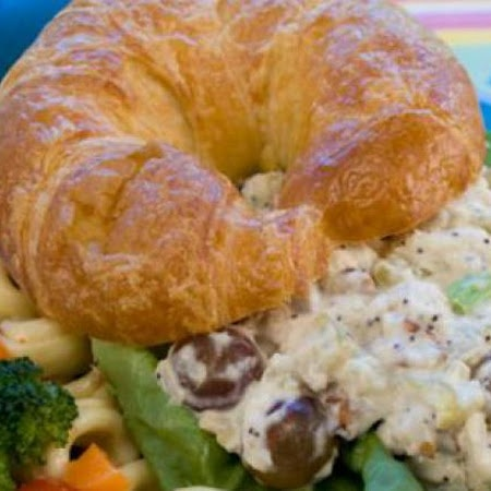 Chicken Salad Dijon With Grapes and Apple (Biggest Loser) Recipe | Key Ingredient