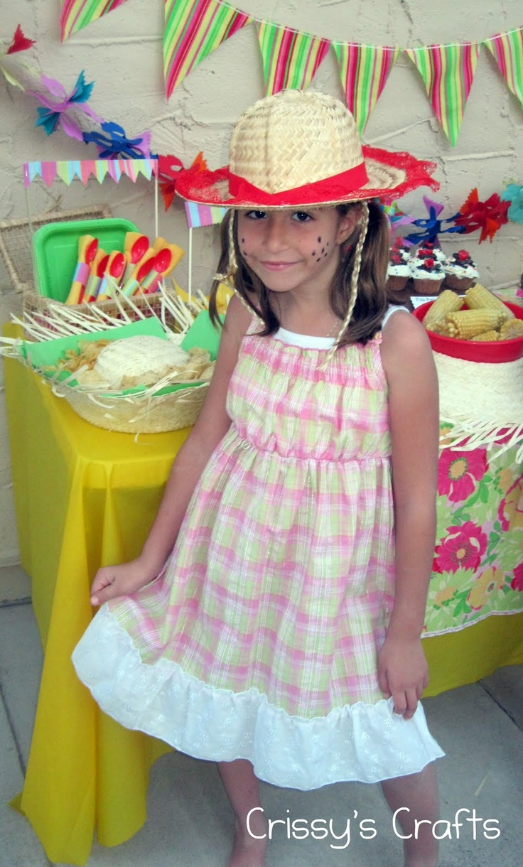 Crissy's Craft: A Brazilian June Feast - Festa Junina
