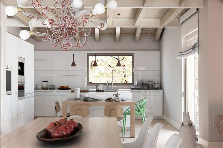 D.018 Progetto Di Interior Design, Render 3d - Picture gallery