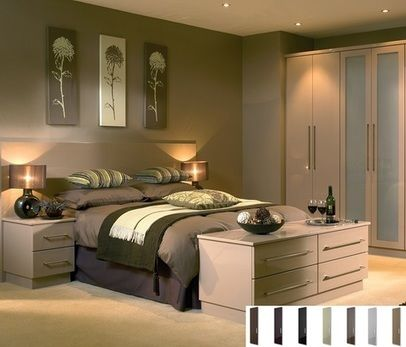When buying furniture, you should make sure that the bedroom wall color matches your bedroom furniture. If you decide to make unique and different theme for your bedroom,