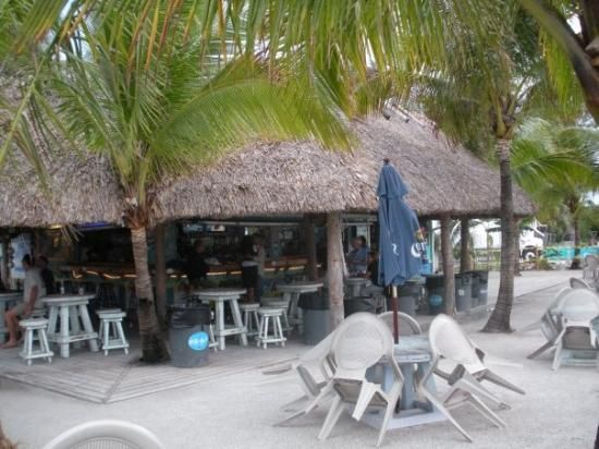 Top Three Outdoor FL Bars In Jupiter Florida With Live Music - It's Five O Clock Somewhere.  Square Grouper