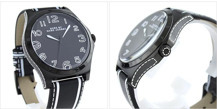 【楽天市場】マーク バイ マーク ジェイコブス [MARC BY MARC JACOBS] ヘンリー トロンプ [HENRY TROMPE] MBM1233 ユニセックス / 腕時計 #105816:腕時計本舗