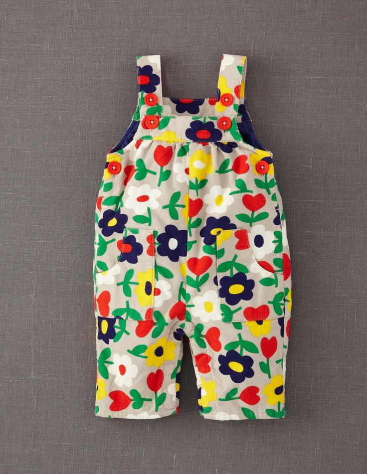Fun Dungarees. Enough to make me consider a third child. The level of cuteness is ridiculous.