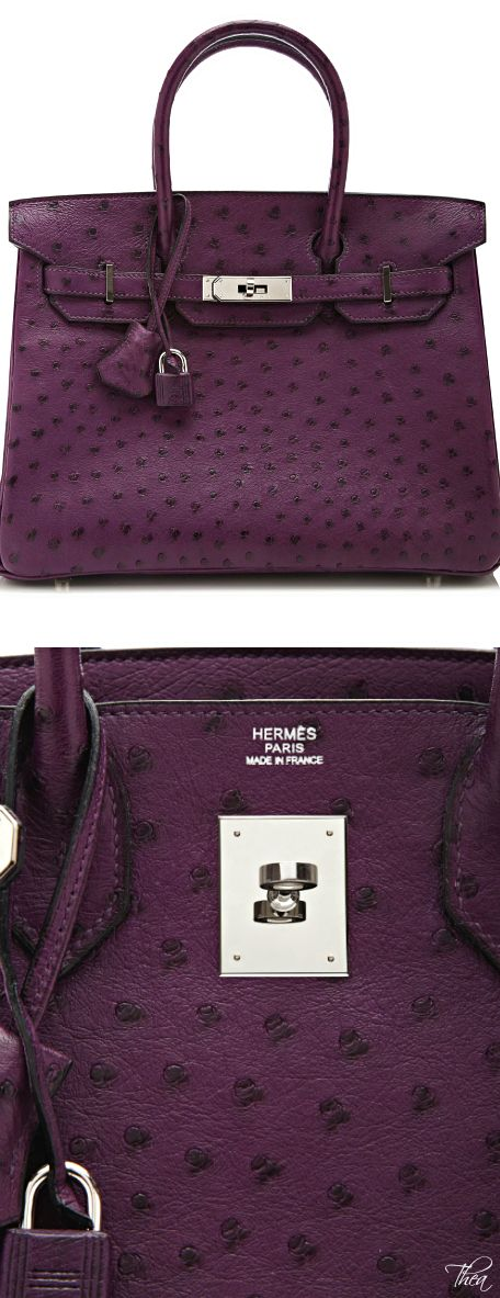Hermes ~ Deep Wine Leather Satchel