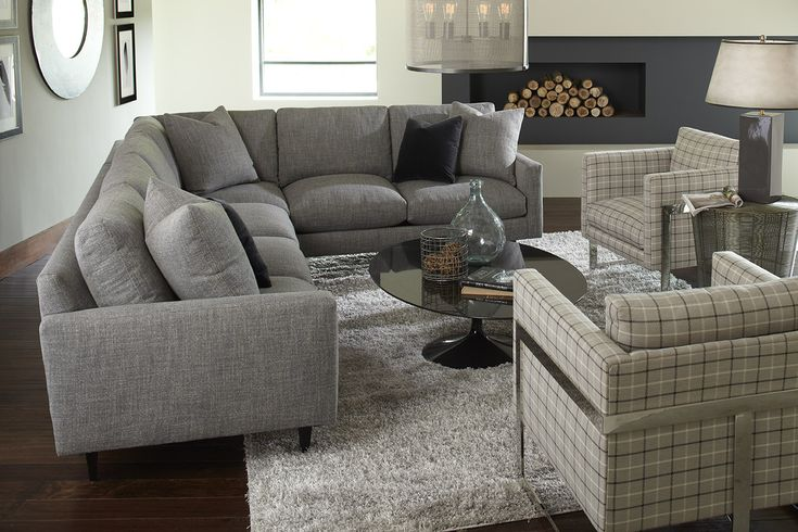 30 best rowe furniture images on pinterest canapes for Jordan linen modern living room sofa