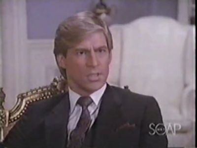 Simon MacCorkindale played as Greg Reardon.