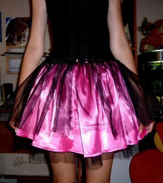 Как сшить платье для эмо