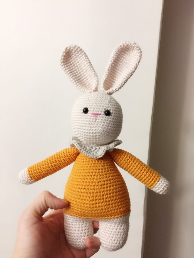 Amigurumi tombik tavşan ❣️❣️