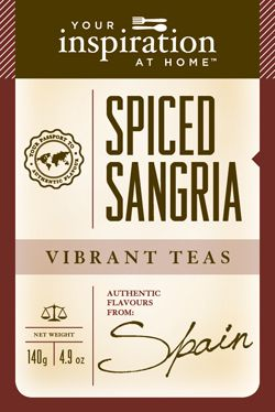 Spiced Sangria -  Add a festive spirit to your next backyard BBQ and red wine - or for a Latin twist add white rum and fresh citrus $24.95