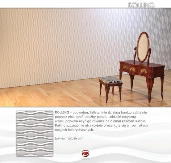 Decorative panel - ROLLING