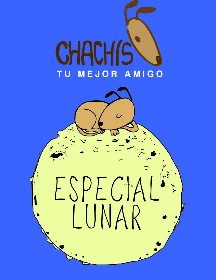 Suplemento Chachis , Portada :) 2012