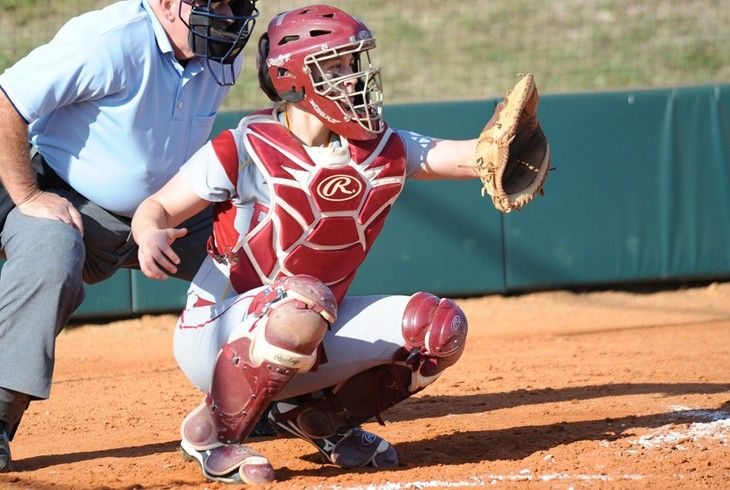 The St.John Fisher College Cardinals Athletics - Softball Takes Two At Stevens
