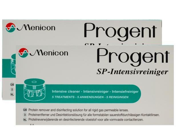 PROGENT 10x5ml - 12.00€ - Το Progent της Menicon είναι διάλυμα απολύμανσης και αφαίρεσης πρωτεϊνών για όλους τους ημίσκληρους αεροδιαπερατούς φακούς επαφής. Πρόκειται για ισχυρό απολυμαντικό που χρησιμοποιείται εβδομαδιαίως σε συνδυασμό με το MeniCare Plus και δρα ενάντια στους μικροργανισμούς που προκαλούν μολύνσεις.