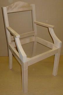Mini Gainsborough Chair Frame