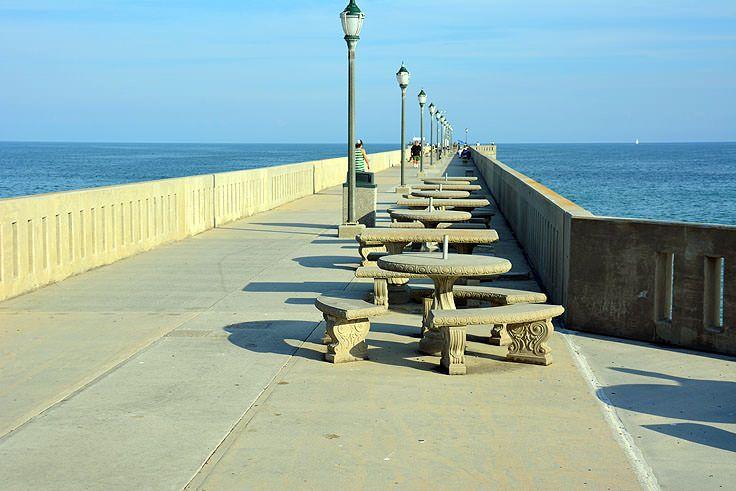 Johnny Mercer's Pier in Wrightsville Beach, NC
