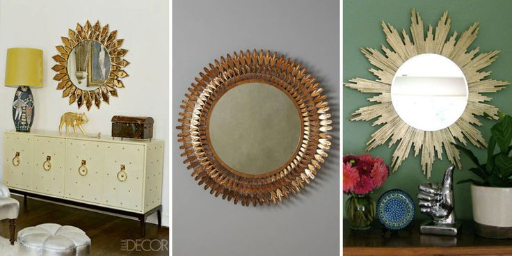 Buy, DIY Or Be Inspired By: Gilded Mirrors