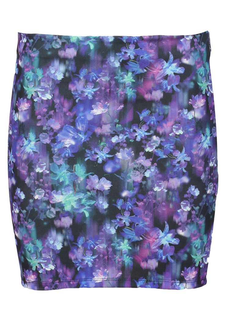 Fusta Pull and Bear Ophta Purple - doar 34,90 lei. Cumpara acum!