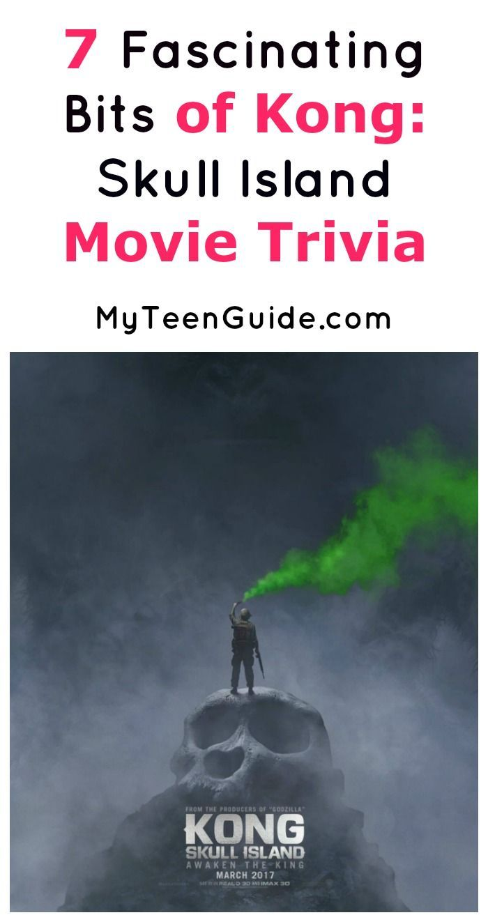 Find out everything you need to know about Hollywood's largest ape with our Kong Skull Island movie trivia! Check it out!