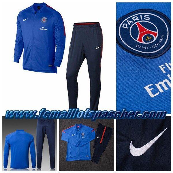 Nouveau Survetement Foot Nike Training Veste Paris Saint