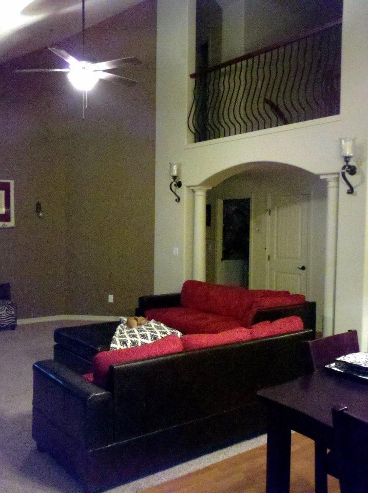 Here Is Our Indoor Balcony Master Bedroom Ideas Pinterest