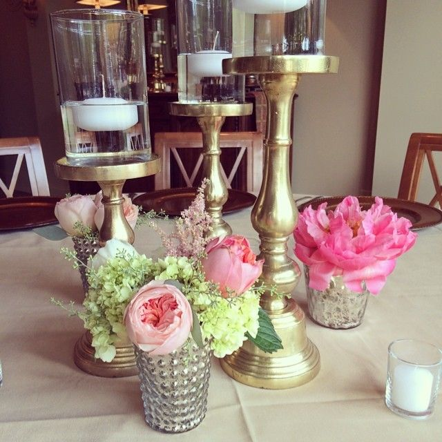 Best ideas about small rose centerpiece on pinterest