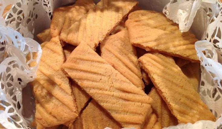 Originalet kommer från USA och där heter de salt water taffy cookies. Att lite havssalt kan göra så stor skillnad!