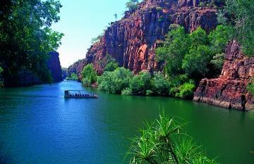 Katherine Gorge, NT, Australia