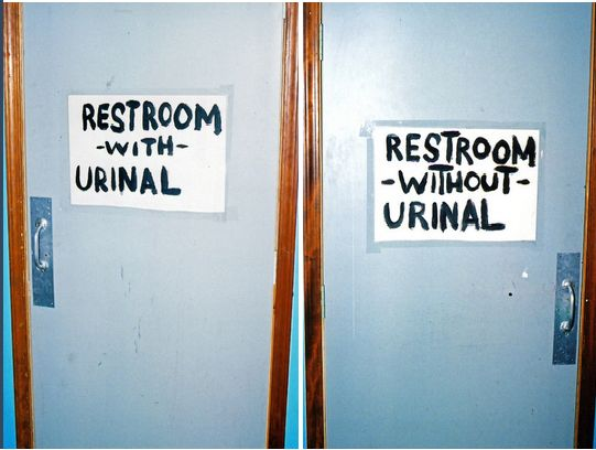 49 Best Gender Bathroom Politics Images On Pinterest Bathroom Signs Politics And Bath