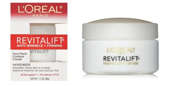 Amazon Deal : L'Oreal Paris RevitaLift Anti Wrinkle Contour Cream $5.02 - http://couponsdowork.com/amazon-deals/amazon-deal-loreal-paris-revitalift-anti-wrinkle-contour-cream-5-02/