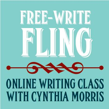 I use the Writual Blessings in my Free-Write Fling class. We'll be writing again together in April! Join us to get your writing groove on!