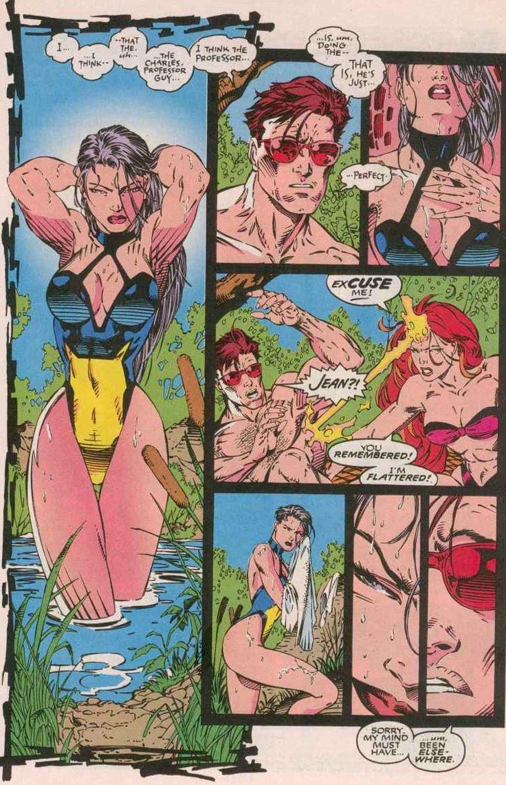 Psylocke Sex 83